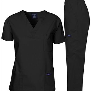 0275 Dagacci Scrubs Medical Uniform Women and Man